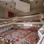 GA_ConcertHall_ViewAuditorium1, Image Courtesy © Indriėis Stūrmanis