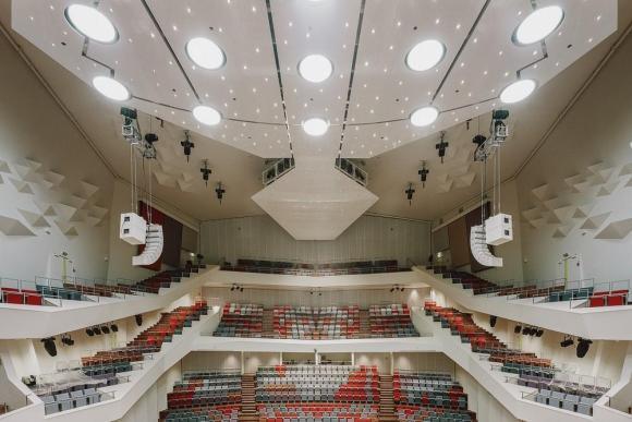 GA_ConcertHall_ViewAuditorium2, Image Courtesy © Indriėis Stūrmanis