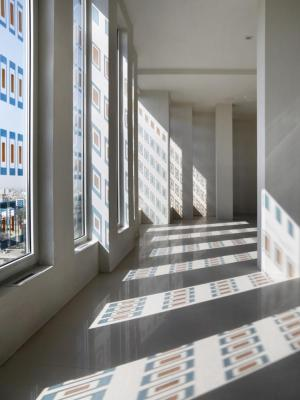 Interior, Image Courtesy © Pooyeh Nouryan