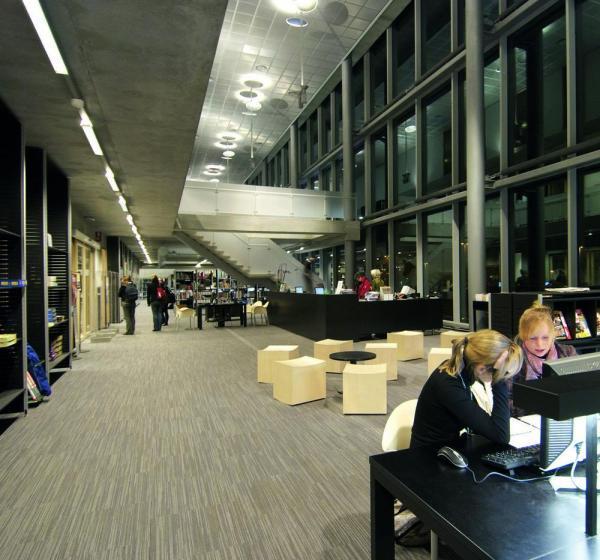 Library (2) , Image Courtesy © Christine Deboosere