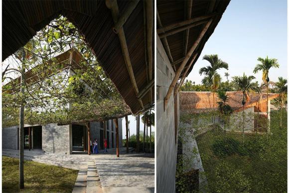 Cam Thanh Community House, Image Courtesy © Cam Thanh Community