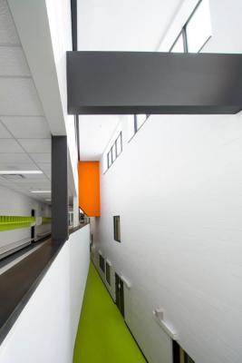Interior view, Image Courtesy © Maxime Pion