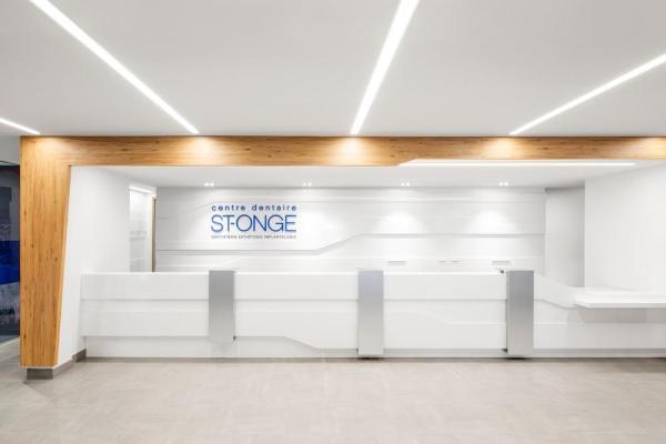 St-Onge Dental Center, Image Courtesy © Adrien Williams