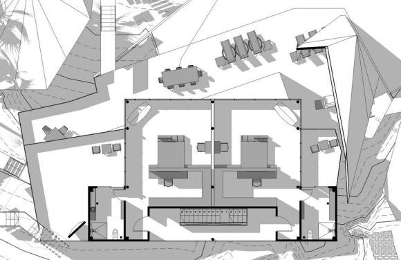Image Courtesy © Sicart & Smith Architects