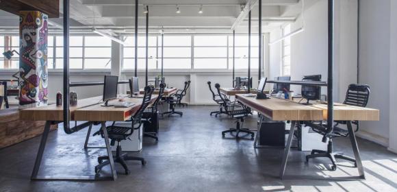 workstations, Image Courtesy © Yoav Gurin