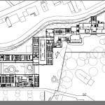 Floor Plan Level, Image Courtesy © gmp Architekten von Gerkan, Marg und Partner
