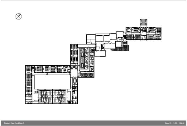 Floor Plan Level 02, Image Courtesy © gmp Architekten von Gerkan, Marg und Partner