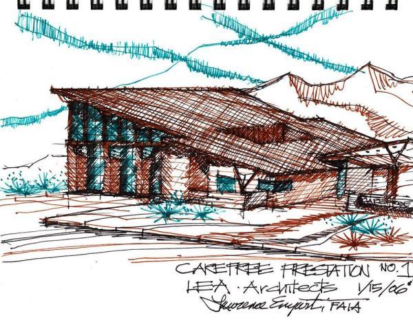 Image Courtesy © LEA - Architects, LLC