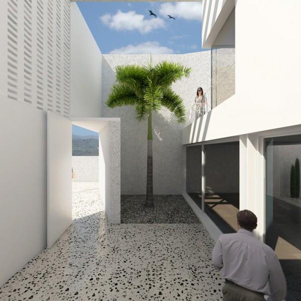 Image Courtesy © equipoolivares arquitectos