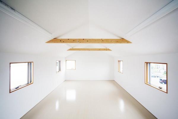 view third floor, Image Courtesy © Shuhei goto architects