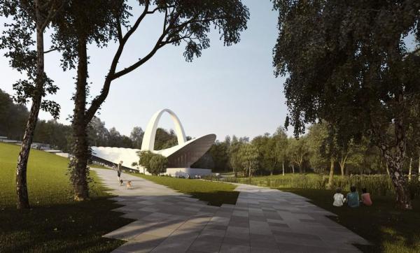 Image Courtesy © Flanagan Lawrence Architects