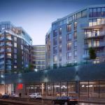 Beaumont Condominiums - A Distinctive Architecture, Image Courtesy © Sébastien Gaudard - Vizual 3D