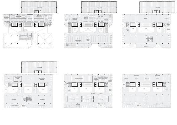 plans, Image Courtesy © Spatial practice