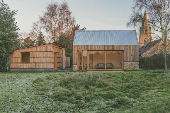 Image Courtesy © Ashworth Parkes Architects Ltd