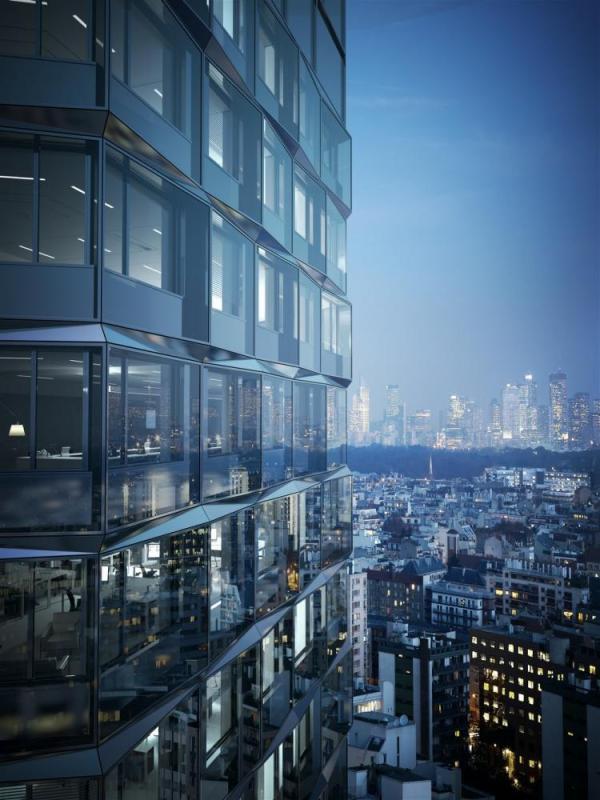 Image Courtesy © RSI Studio / Dominique Perrault Architecture / Adagp