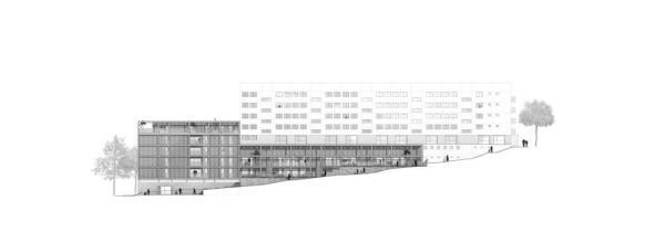 Image Courtesy © Jacques Boucheton Architectes
