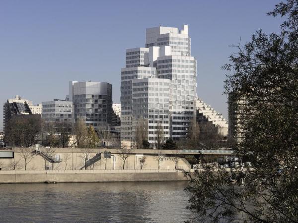 Image Courtesy © André Morin/ Dominique Perrault Architecture /Adagp