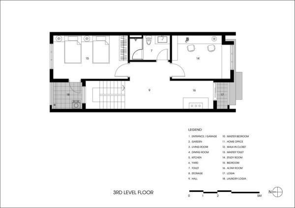 Image Courtesy © i.house Architecture and Construction