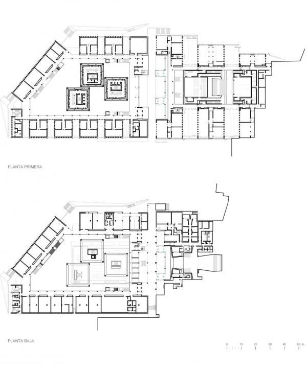 Image Courtesy © Linazasoro&Sánchez Arquitectura