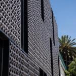 Facade Detail, Image Courtesy © Sordo Madaleno Arquitectos, photo by Jaime Navarro