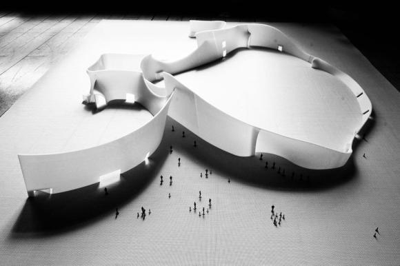 3d printed model, Image Courtesy © KANVA