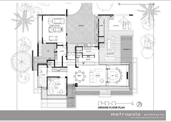 Image Courtesy © Metropole Architects