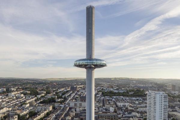 Image Courtesy © British Airways i360/Visual Air