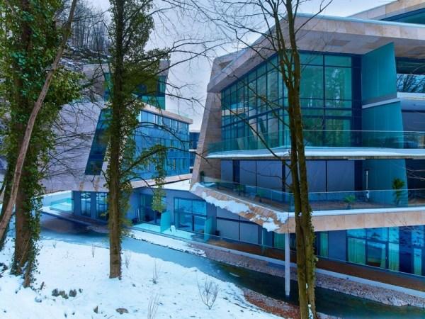 Image Courtesy © Hariri & Hariri Architecture