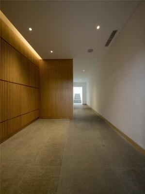 The entrance lobby, Image Courtesy © Zou Bin