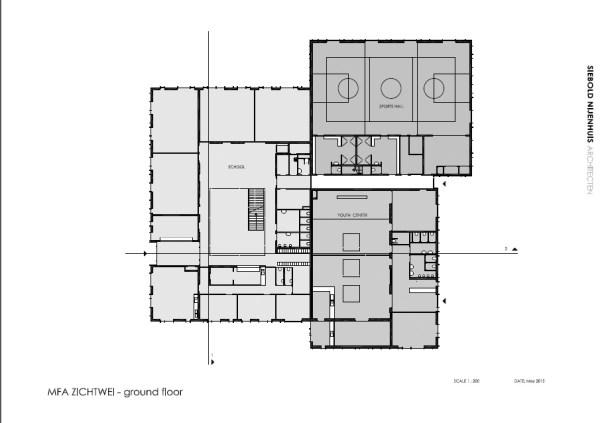 Image Courtesy © Siebold Nijenhuis Architecten