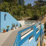 Roof Deck, Image Courtesy © Jeremy Levine Design