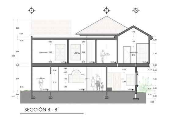 Image Courtesy © Lavagnino Arquitectos