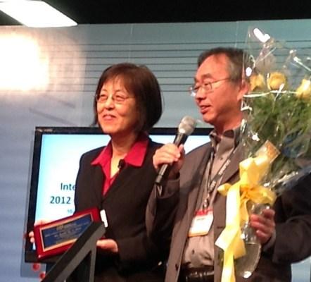 Belle Wei & Chi-Foon Chan