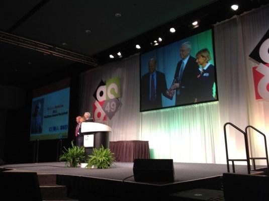 Kaufman Award
