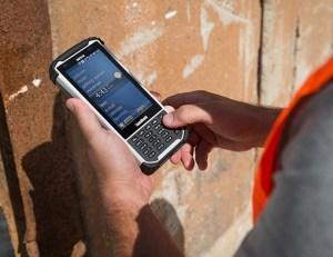 Handheld's Nautiz X8 is an ultra rugged device