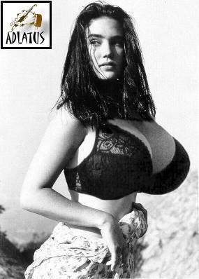 massive breast morphs