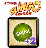 8299950 Zynga Slingo: Free +40 Extra Balls