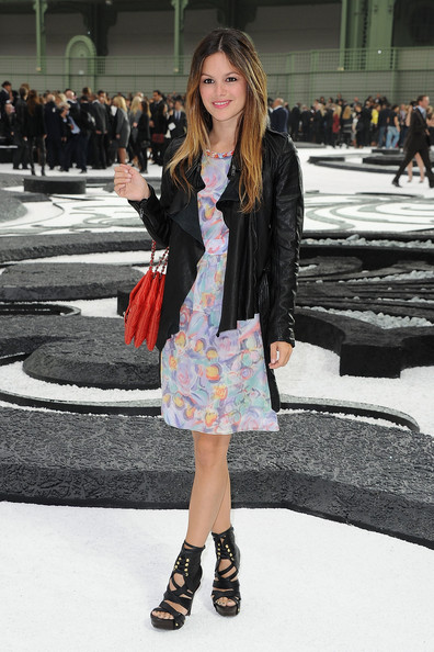 Rachel+Bilson+Chanel+Photocall+Paris+Fashion+cVHtBjJA Vwl PFW Front Row: Rachel Bilson In Chanel and AllSaints %tag