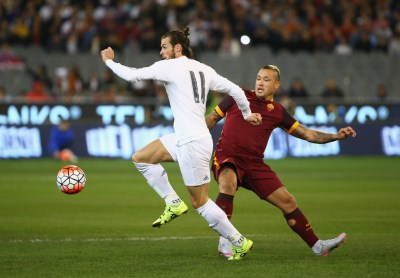 Real Madrid vs Roma - Zimbio