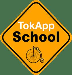 Resultado de imagen de tokapp web