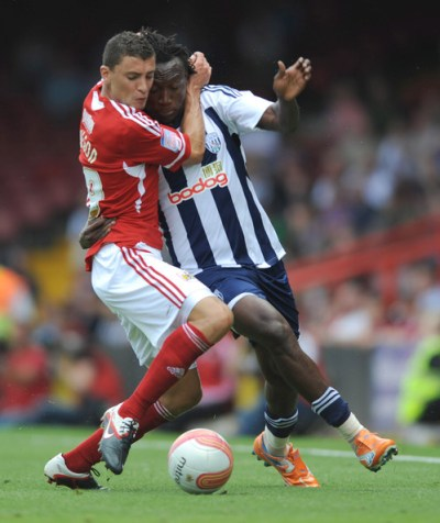 James Wilson Photos Photos - Bristol City v West Bromwich Albion - Pre Season Friendly - Zimbio