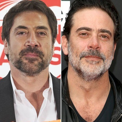 Javier Bardem and Jeffrey Dean Morgan   Actors Who Look Like Younger     Javier Bardem and Jeffrey Dean Morgan