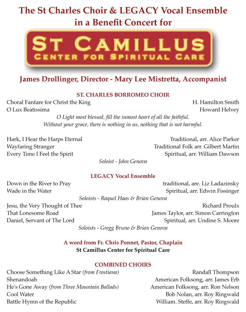 St Camillus 2014 Program CORPUS CHRISTI