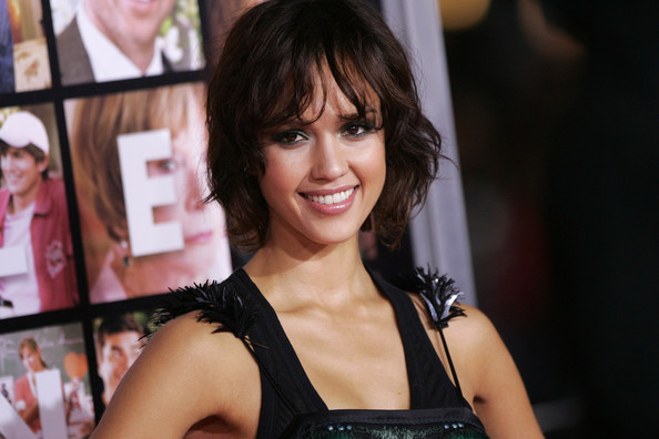 Jessica Alba Dishes Out Dating Advice In Time for ...