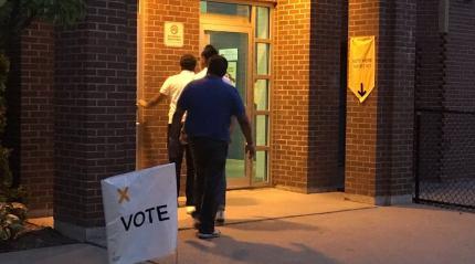 Les citoyens seront appelés aux urnes le 17 novembre prochain pour deux élections partielles  Crédit image Étienne Fortin-Gauthier