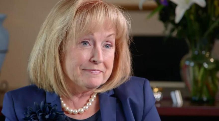 Madeleine Meilleur, ex-ministre déléguée aux Affaires francophones de l'Ontario.  Archives, #Onfr