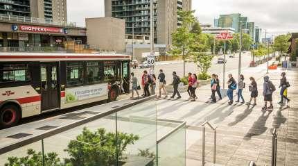 Crédit La Commission des transports de Toronto (TTC)