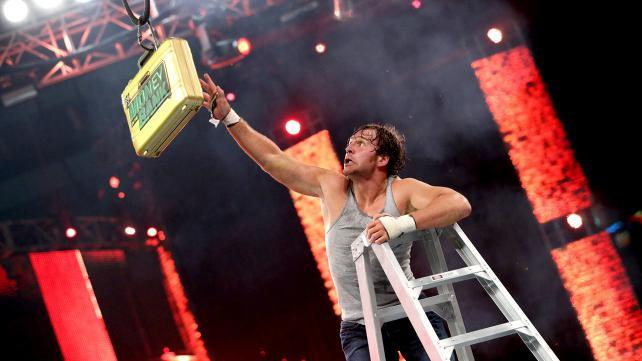 Dean Ambrose Money in The Bank
