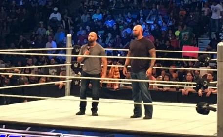 جيم روس يتحدث عن عصابة Bullet Club في WWE