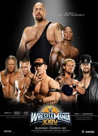 WrestleManiaXXIV